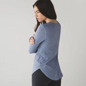 Lululemon | Yogini 5 Year Long Sleeve Tee | Sz 12